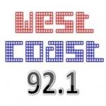Logo da emissora Radio West Coast Radio 92.1 FM