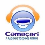 Logo da emissora Rádio Camaçari