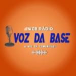 Logo da emissora Rádio Web Voz da Base