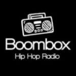 Logo da emissora Boombox Chill Rap Reggae Radio