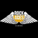 Logo da emissora Rock Aces