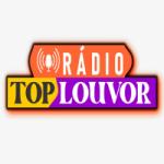 Logo da emissora Rádio Gospel Top Louvor