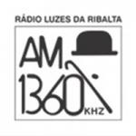 Logo da emissora Rádio Luzes da Ribalta 1360 AM
