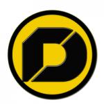 Logo da emissora Rádio Diversão FM