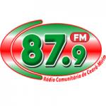 Logo da emissora Radio 87 FM Ceará Mirim