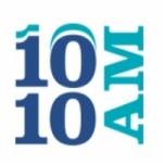 Logo da emissora Radio 1010 AM
