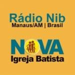Logo da emissora Rádio Nib