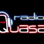 Logo da emissora Rádio Quasar Web FM