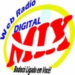 Logo da emissora Web Rádio Digital Mix