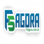 Logo da emissora Rádio F5Agora