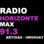 Logo da emissora Radio Horizonte Max 91.3 FM