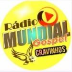 Logo da emissora Rádio Mundial Gospel Cravinhos