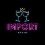 Logo da emissora Import Rádio
