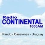Logo da emissora Radio Continental 1600 AM