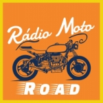 Logo da emissora Rádio Moto Road