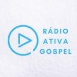 Logo da emissora Rádio Ativa Gospel