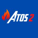 Logo da emissora Web Rádio Atos 2