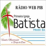 Logo da emissora Rádio Web Pib Prado Bahia
