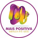 Logo da emissora Rádio Mais Positiva