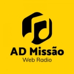 Logo da emissora Rádio AD Missão