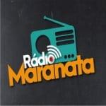Logo da emissora Maranata Rádio Web
