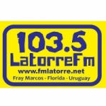 Logo da emissora Radio Latorre 103.5 FM