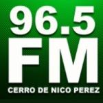 Logo da emissora Radio Cerro de Nico Perez 96.5 FM
