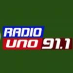 Logo da emissora Radio Senal Uno 91.1 FM