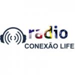 Logo da emissora Radio Conexão Life