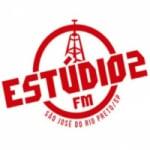 Logo da emissora FM Estúdio 2 São José Do Rio Preto
