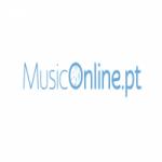 Logo da emissora Music Online