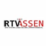 Logo da emissora Assen 105.5 FM