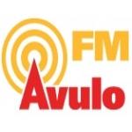 Logo da emissora Avulo 105.4 FM