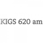 Logo da emissora Radio KIGS 620 AM