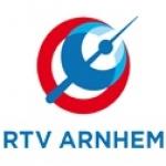 Logo da emissora Radio Arnhem 105.9 FM