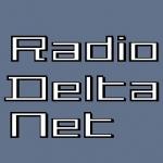 Logo da emissora Radio Delta 90.9 FM