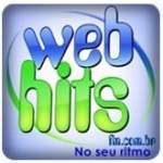 Logo da emissora Web Hits FM