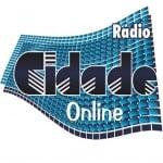 Logo da emissora Rádio Cidade Lajinha