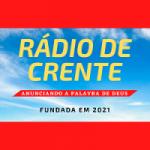 Logo da emissora Rádio De Crente