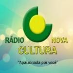 Logo da emissora Rádio Nova Cultura