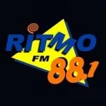Logo da emissora Radio Ritmo 88.1 FM