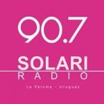 Logo da emissora Radio La Paloma 102.1 FM