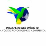 Logo da emissora Beija Flor Web Rádio e TV