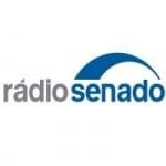Logo da emissora Rádio Senado Canal 2
