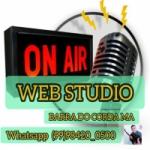 Logo da emissora Rádio Web Studio BDC