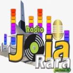 Logo da emissora Rádio Joia Rara