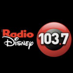 Logo da emissora Radio Disney 103.7 FM