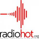 Logo da emissora Rádio Hot