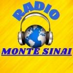 Logo da emissora Rádio Monte Sinai