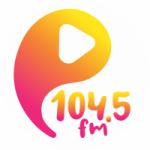Logo da emissora Rádio Positividade 104.5 FM